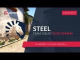 TEAM LIQUID.STEEL vs. SK Gaming @StarSeries i-League Season 4