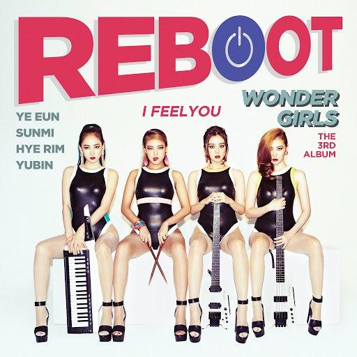 Wonder Girls альбом REBOOT