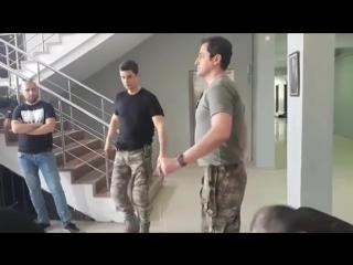 Savaşçı* Berk Oktay за кадром