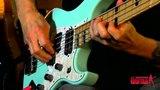 Фишки на басу от Billy Sheehan игра 4-мя пальцами