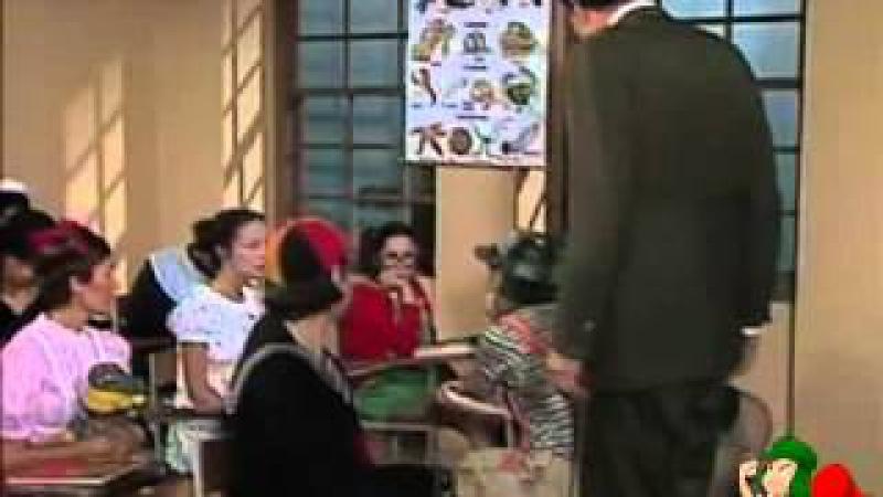 Chaves A escolinha do Professor Girafales 1978