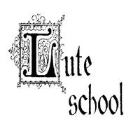 Логотип Первая Лютневая Школа