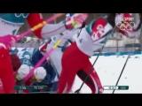 Лыжи Скиатлон В шаге от медали Денис Спицов