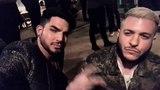 Adam Lambert Night out 2018-05-16