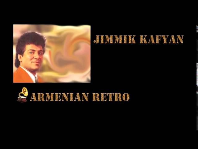 Jimmik Kafyan Cap Ktam 1998 Armenian Retro
