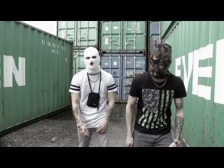 LEGIT X MAZE - PARANOID // TRAP // Beat by RikeLuxxBeats (OFFIZIELLES MUSIKVIDEO HD)