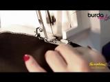 Мастер-класс по шитью от Burda. Оверлок. Урок 2- обметочные строчки