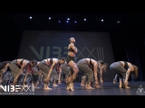 Common Ground _ VIBE XXIII 2018 @VIBRVNCY Front Row 4K #vibedancecomp