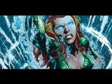 Гайд на персонажа Мера(DC Legends)
