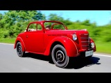 Opel Kadett Cabrio Spitzname Strolch Prototyp K38 1938