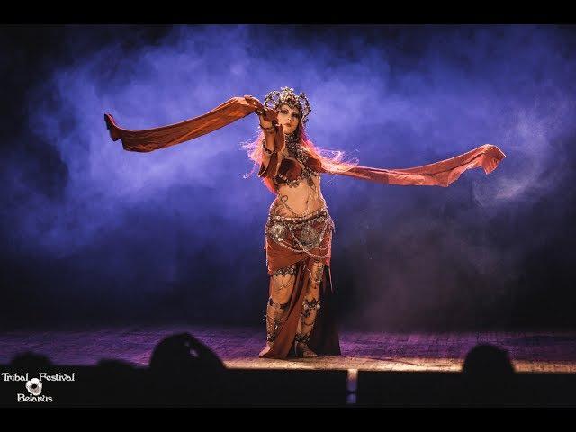Lilith - Ethel @ Tribal Festival in Belarus 2017