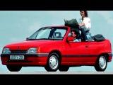 Opel Kadett Cabrio E 1989–93