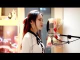 Песня из мультфильма Холодное сердце Frozen - Let It Go в исполнении J.Fla
