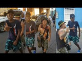 Freestyle Rap In The Streets Of Colombia Yorday Mart