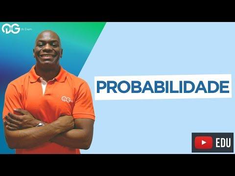Matemática Básica para o ENEM Probabilidade Prof Sacramento