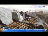 Москва восстанавливается после шторма