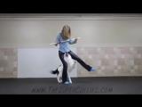 Танец человека с собакой