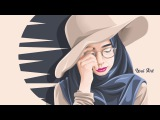 Vexel x Vector Tutorial (Speed Art #8) Using Photoshop CS6 (Hijab Girl)