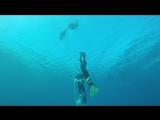 Freediving: Михаил Решетников