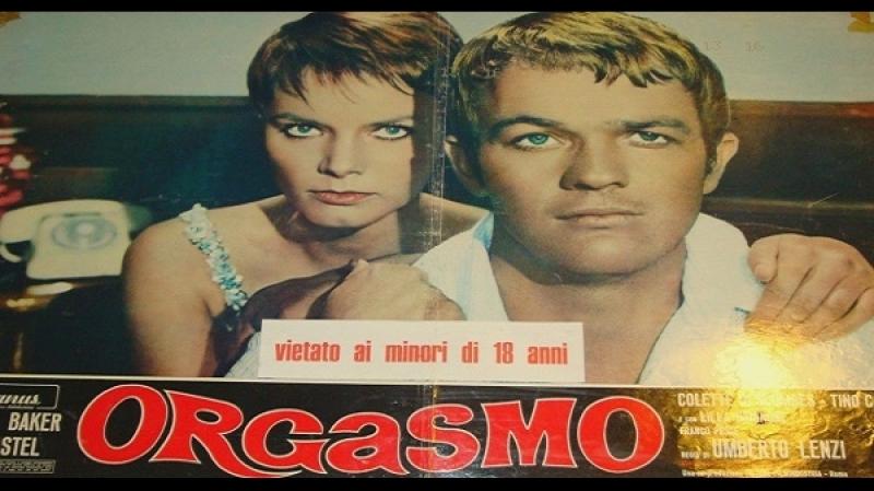 Orgasmo Umberto lenzi 1969 Carroll Baker Lou Castel Colette Descombes Tino Carraro Lilla Brignone