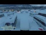 4K. Путешествие за полярный круг с домами на колесах. Норвежский кемпинг с высоты. ч. 1520