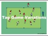Soccer Dribbling Video