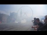 Фестиваль Kyiv Drive Day на Контрактовой площади. Дрифт. Red Bull Александр Грин 1
