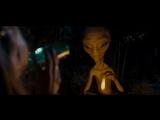 инопланетянин шарит