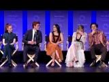 Фанатка задала вопрос Коулу и Лили о том, что правда ли они встречаются