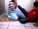 boys play challenge - 2