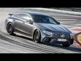 2019 Mercedes-AMG GT 4-Door Coupe - Amazing Coupe