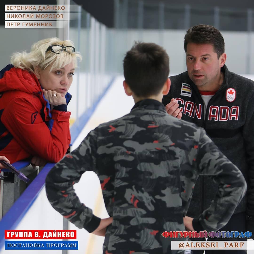 Группа Дайнеко - Школа фигурного катания Москвиной (Санкт-Петербург) TrzwbRodINg