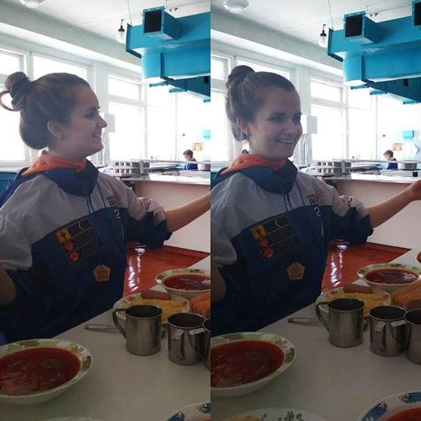 Антонина Герасимова: Искренность улыбок, когда вы рядом!  #ОСД_17Рассвет