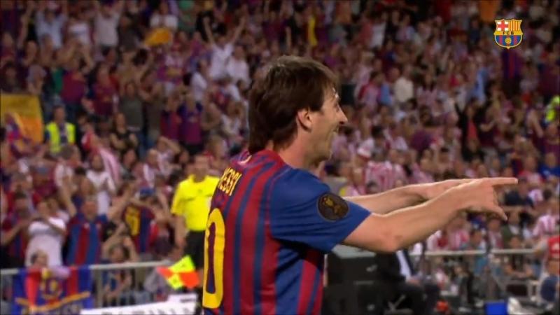 Лучшие голы Барсы в финалах Кубка Испании