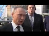 #Путин пришел в эфир программы