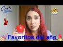 Favoritos 2018 Belleza Maquillaje y cosméticos favoritos Carla Diaz