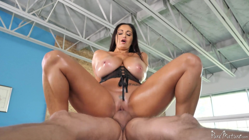Ava Addams HD 1080, Brunette, Blowjob, Oil, Bit Tits, MILF, Hardcore, Big Ass, Massage, All Sex, Porn