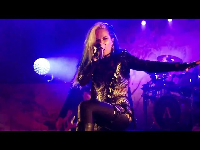 ARCH ENEMY The world is yours Live from studio song