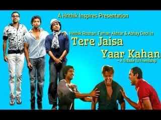 Tere Jaisa Yaar Kahan feat Zindegi Na Milegi Dobara // Hrithik Roshan // Farhan Akhtar // Abhay Deol