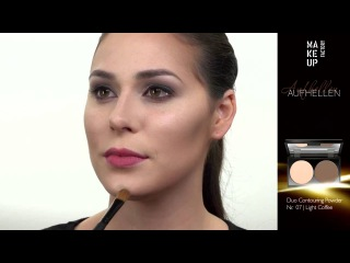 Makeup Factory Contouring and Strobing