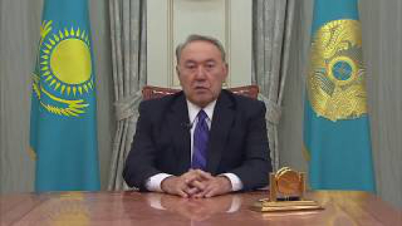 Президент мәлімдемесі
