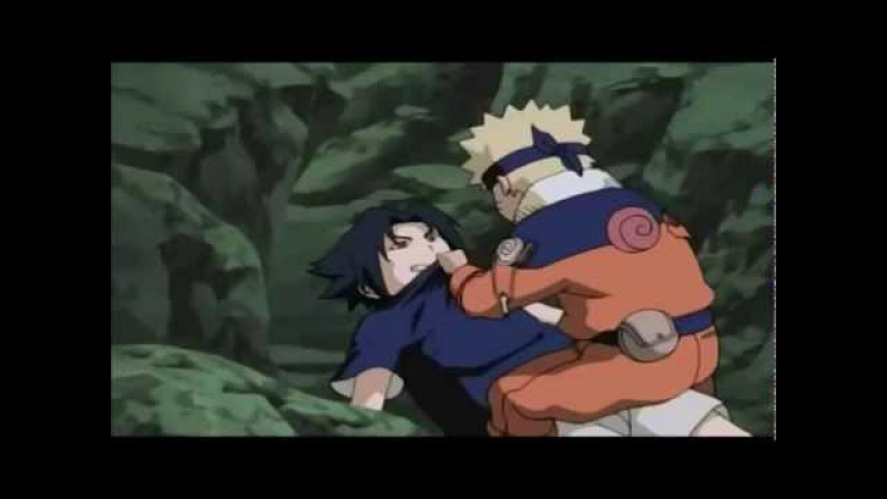 Naruto Sasuke vs Naruto Full Fight Eng Dub No Fillers