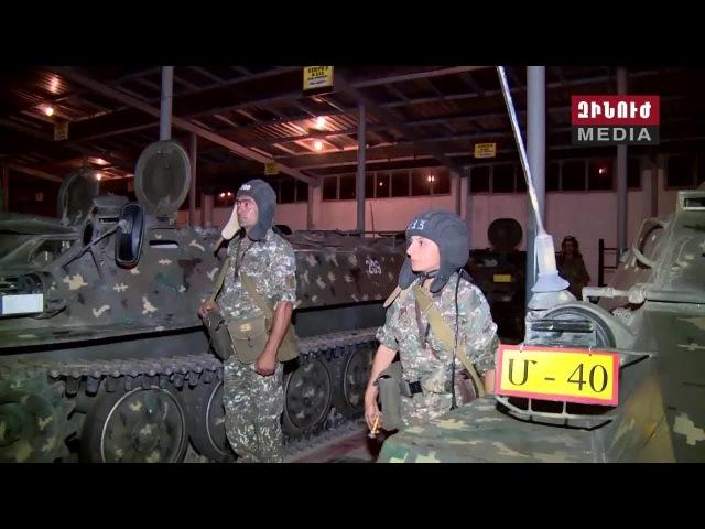 Отдельный противотанковый полк Армянской Армии Armenian Army separate anti tank regiment