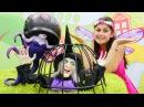 Perioyunları Peri Ayşe Ursula ve Cadı'nın planını bozuyor çizgifilmoyuncakları ile video