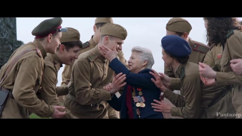 НАРГИЗ - Верните память (Посвящается ветеранам ВОВ) (Fantazëp Video)