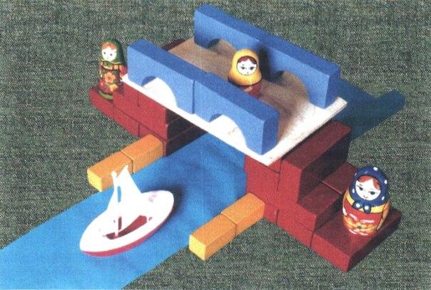 картинки из кубиков мосты лук ответы детей