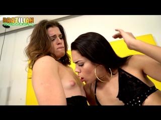Morgana Galardiel & Emilly Ferrarig [ г., Shemale, Latina, Hardcore, Anal, Bareback]