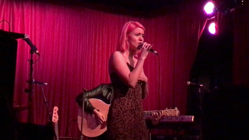 Pieces Acoustic Tiffany Stringer LIVE at Hotel Cafe 6 23 2018