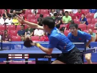 Fan Zhendong vs Lin Gaoyuan | Warm-up for Asian Games 2018