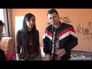 Czechstreets - e118 real czech gypsies [new porn, сzech, blowjob, на камеру, 2019, порнуха, 18+]